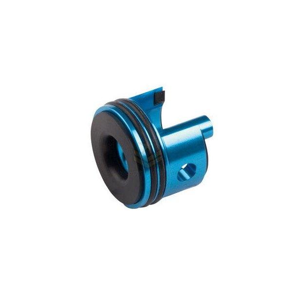 Cylinder hoved ver. 2, Blå
