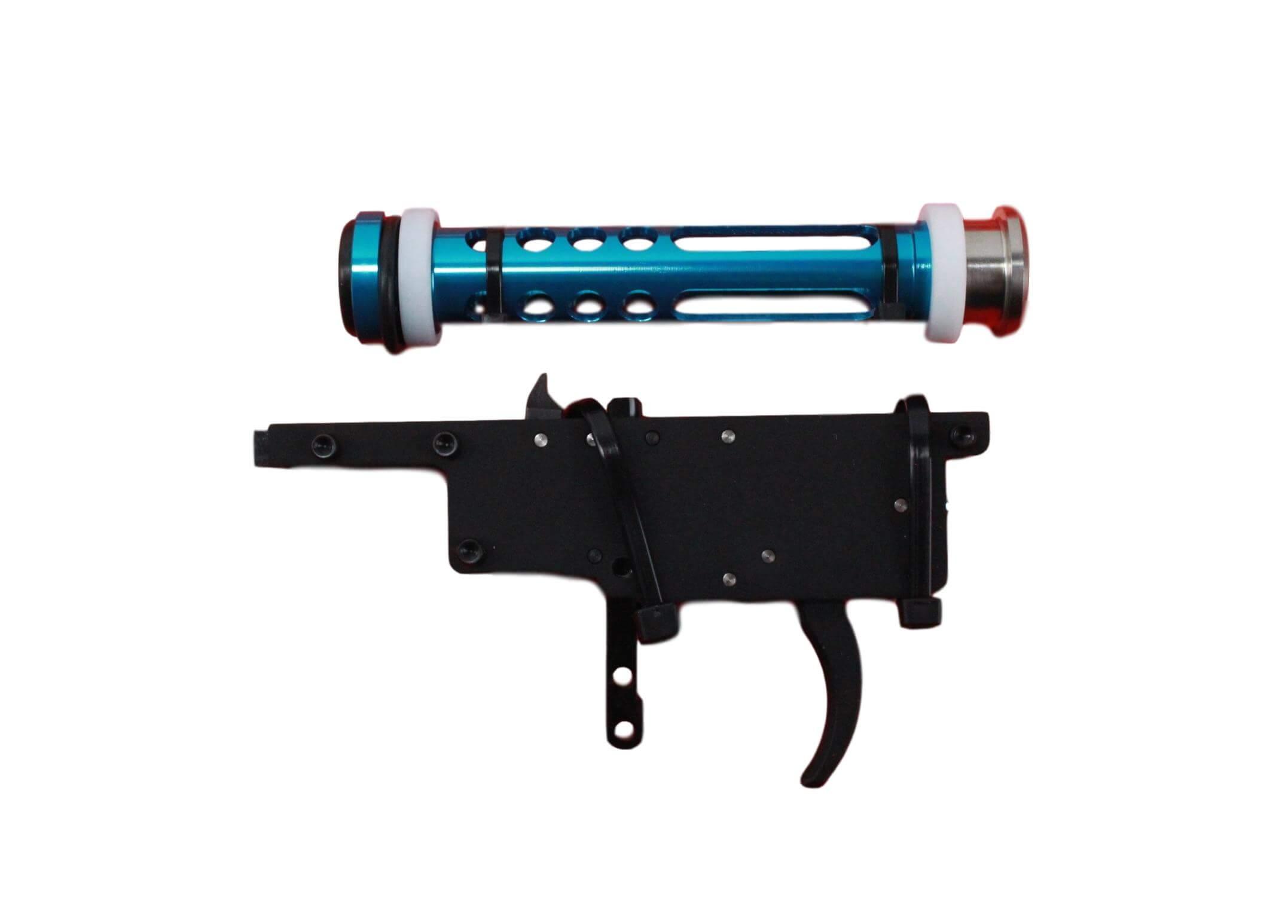 Image of Action Army Trigger set med stempel, VSR-10
