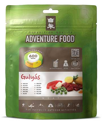 Image of Adventure Food Gulyás