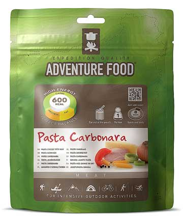 Image of Adventure Food Pasta Carbonara