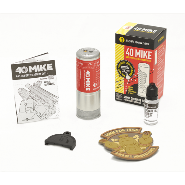 Airsoft Innovations 40 Mike Granat