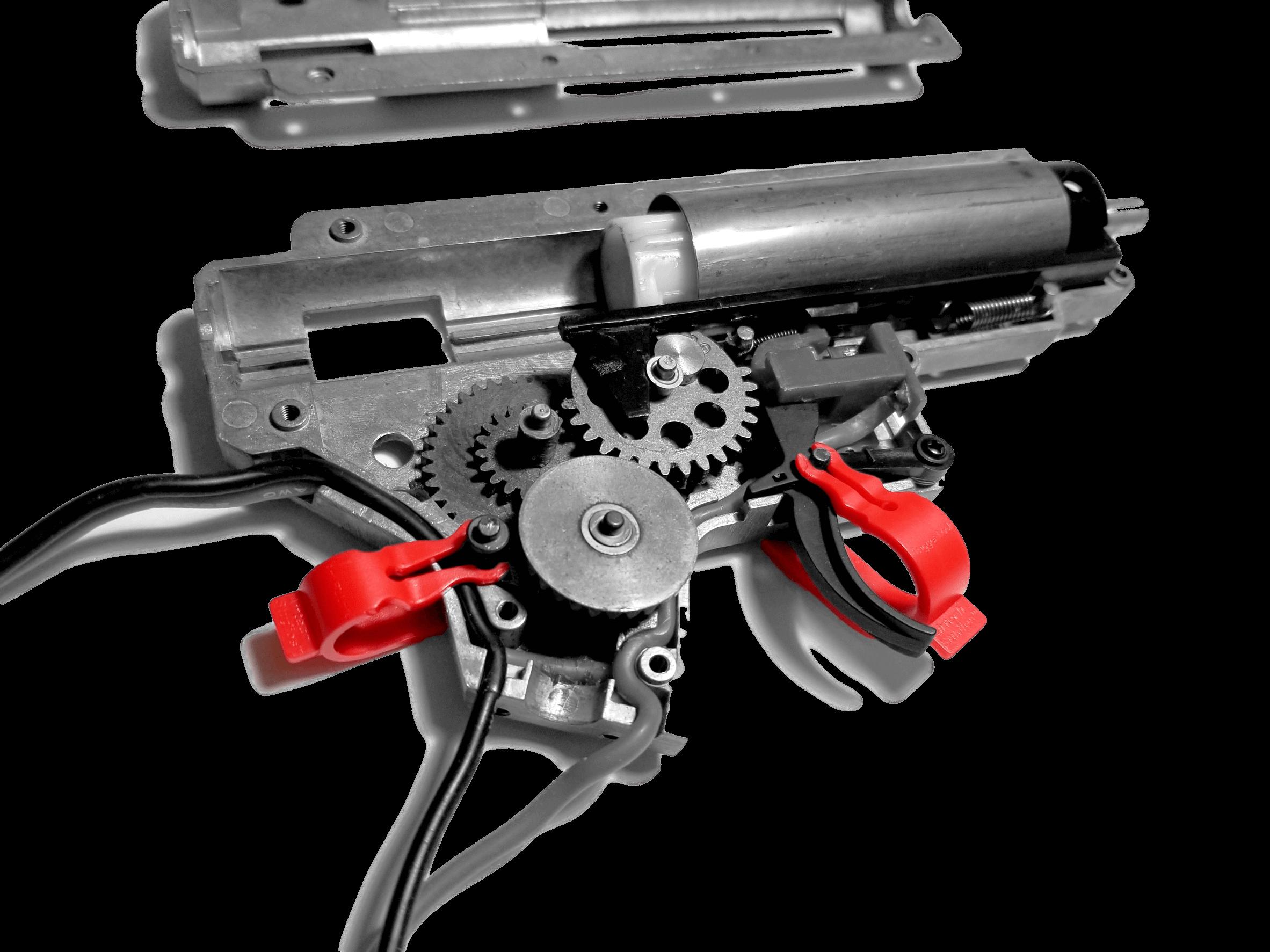 Image of Airtech Studios Gearboks Installations Kit