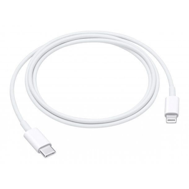 Apple Lightning til USB-C kabel, 1 meter