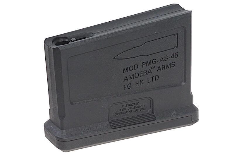 Ares Amoeba Striker S1 Kort Magasin, Sort