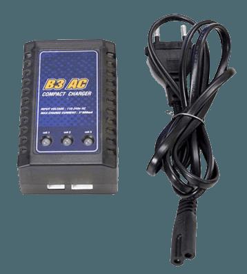 B3AC Compact Li-Po Lader