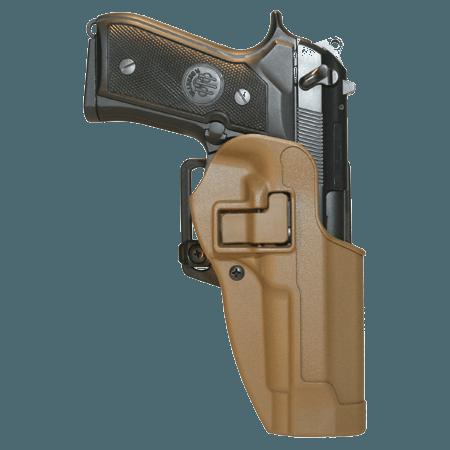 Blackhawk! M92 Serpa Hylster, Tan