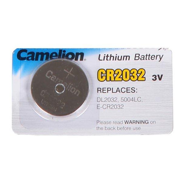 CR2032 Batteri, 1 stk.
