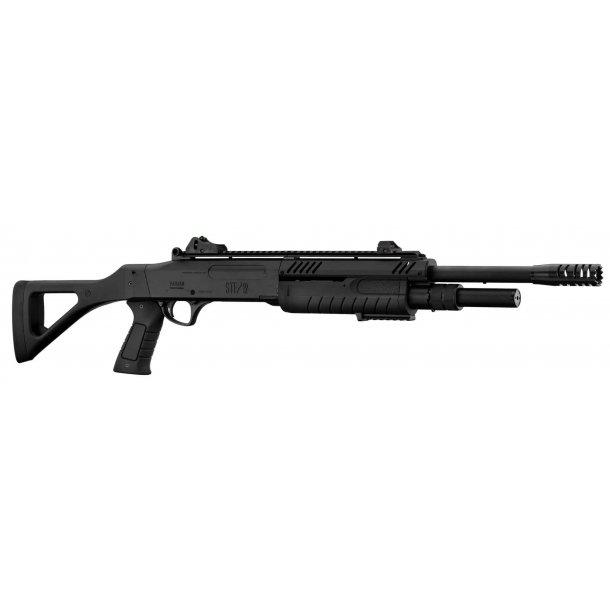 BO Fabarm STF/12-18 Shotgun, Sort