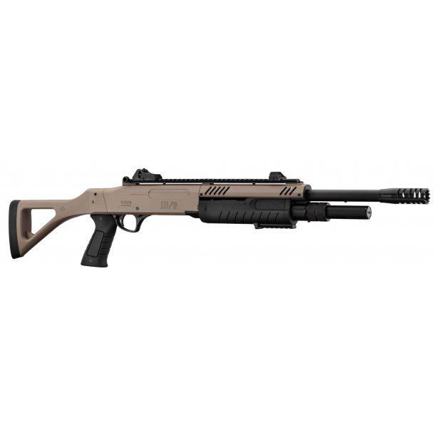 BO Fabarm STF/12-18 Shotgun, Tan