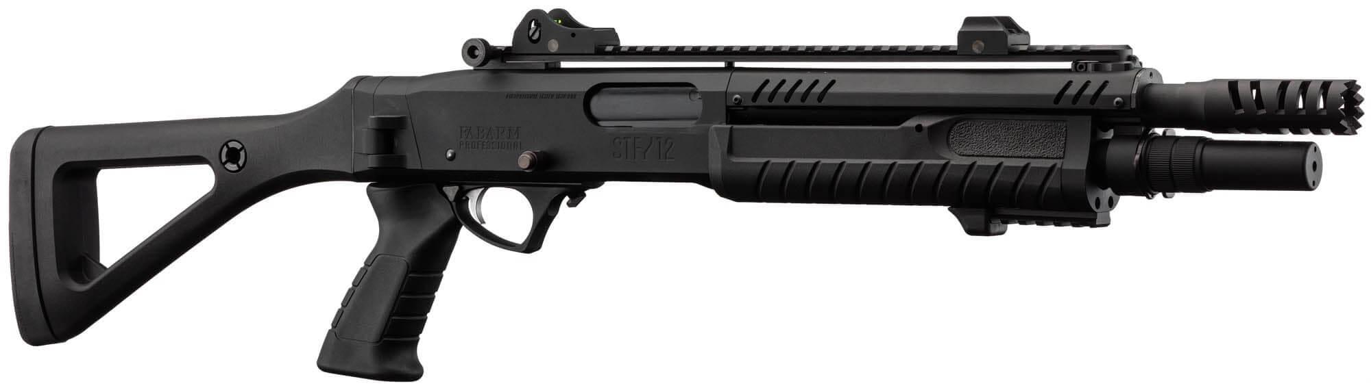 Image of   BO Fabarm STF/12-11 Compact Shotgun