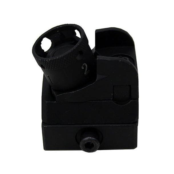 Bag sigte, aftagelig til M4/HK416