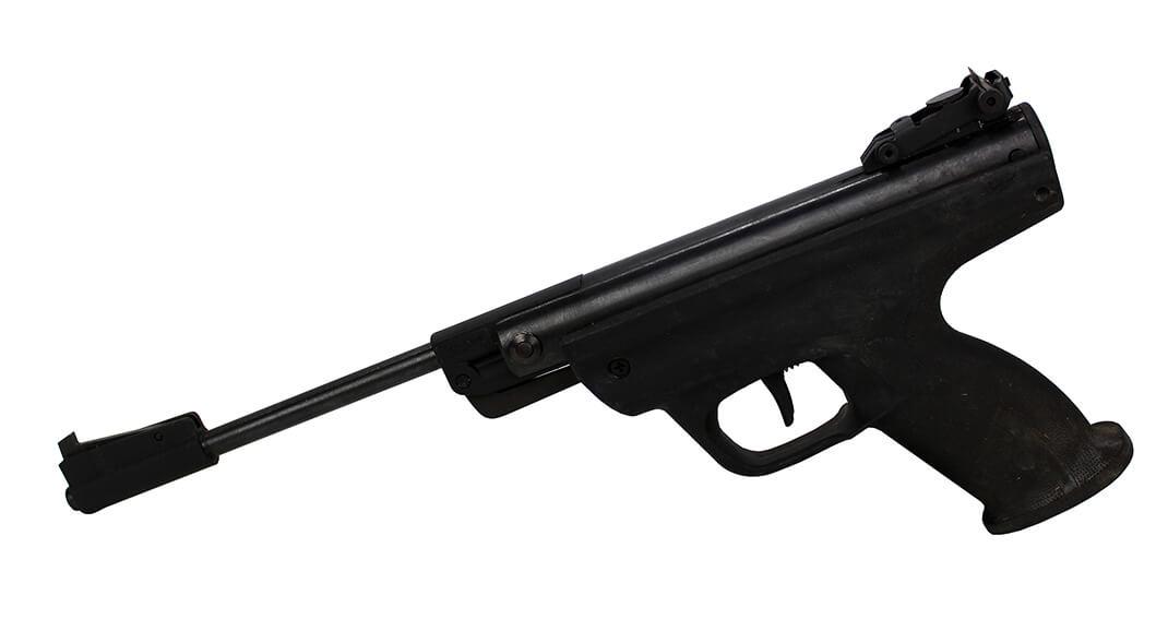 Baikal MP-53M, 4,5mm