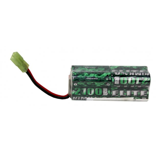 Batteri 9,6V 2100mah Elite til Crane Stock