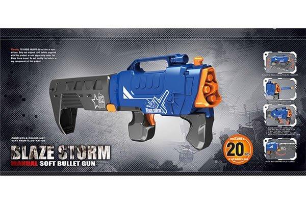 Blaze Storm Foldekanon