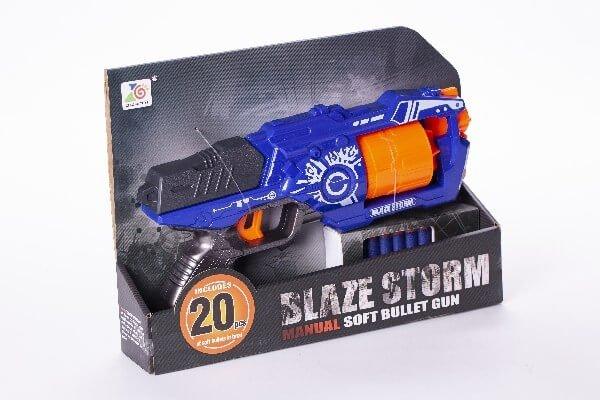 Blaze Storm Tromlerevolver
