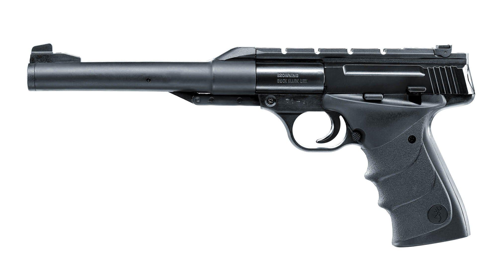 Browning Buck Mark URX Luftpistol, 4,5 mm