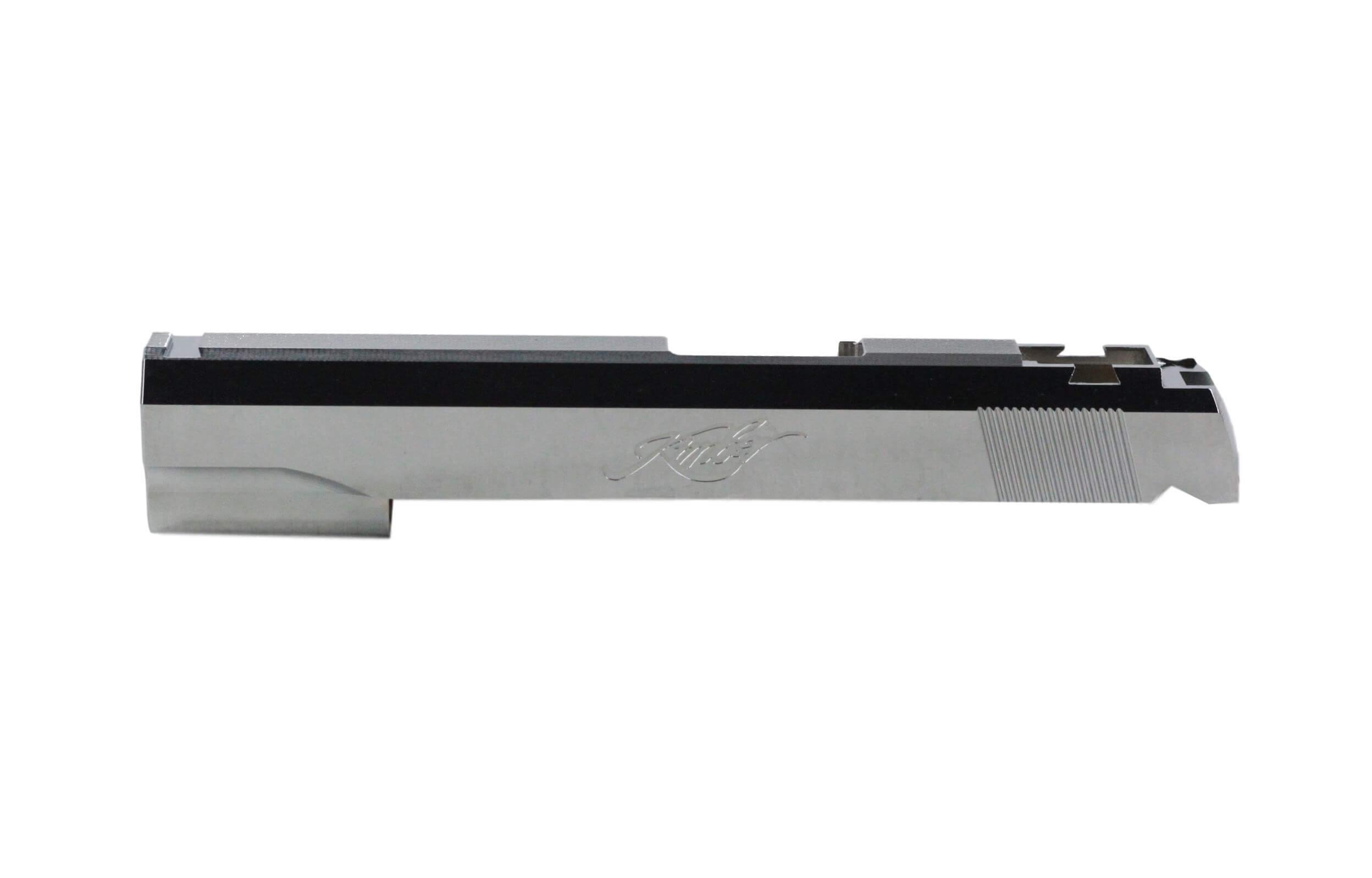 Image of   CNC Stainless Frame (S) Hi-Capa 4.3, sølv