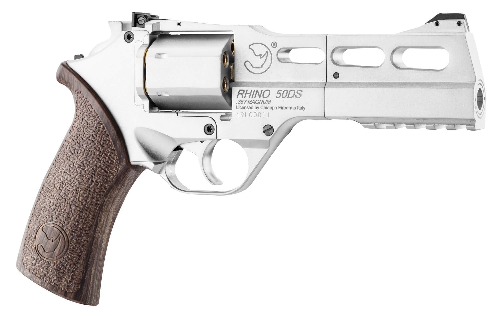 Billede af Chiappa Rhino 50DS, Sølv