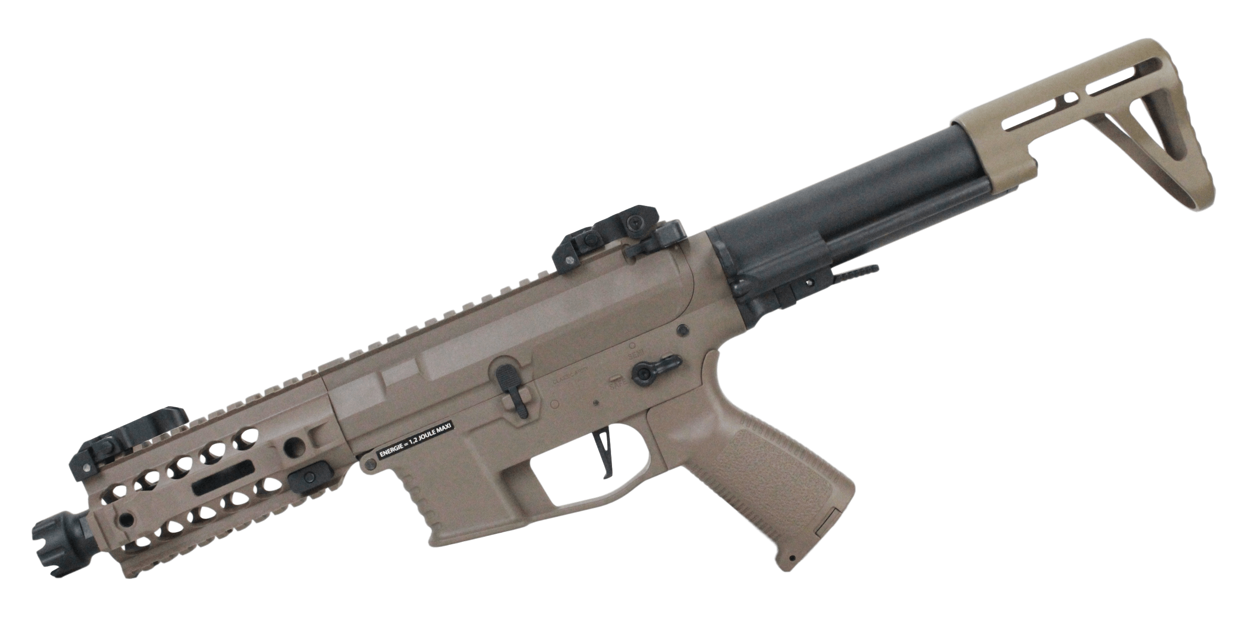Image of   Classic Army PX9, Dark Earth