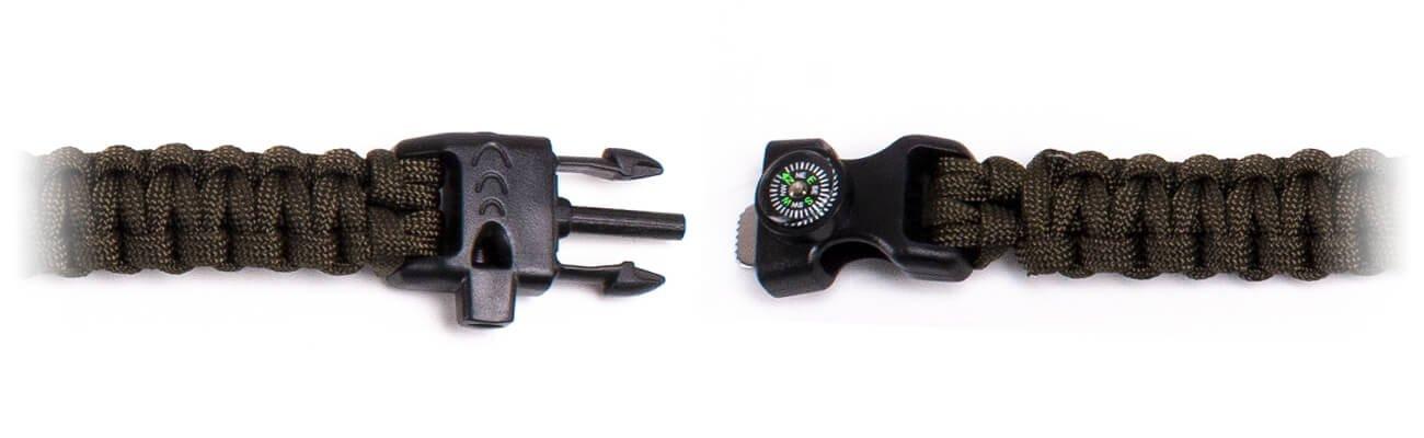 Cobra Armbånd, Army Grøn