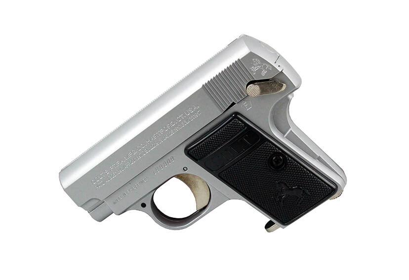 Billede af Colt 25 sølv