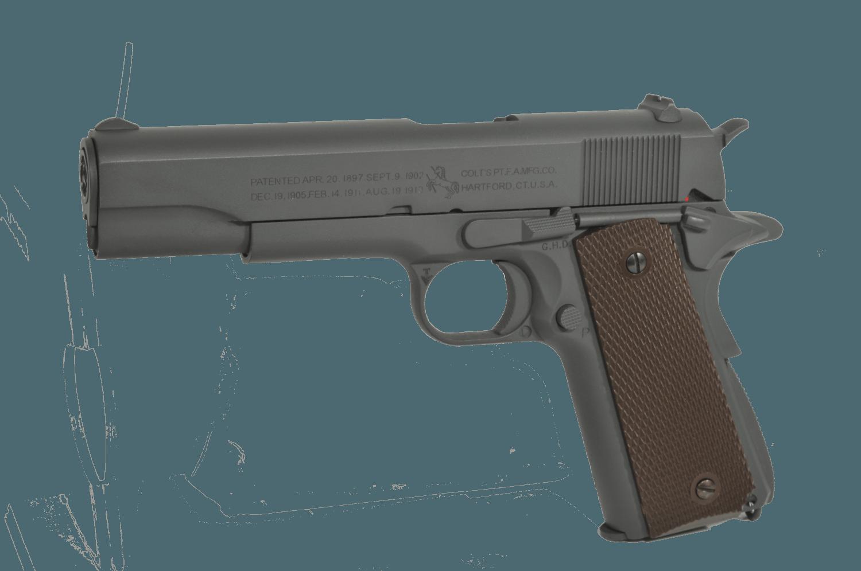 Billede af Cybergun Colt 1911 Jubilæum