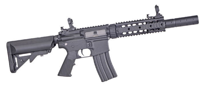 Image of   Cybergun Colt M4 Silent Ops