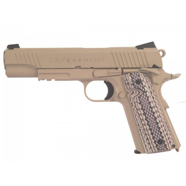 Colt M45A1 CO2, Tan