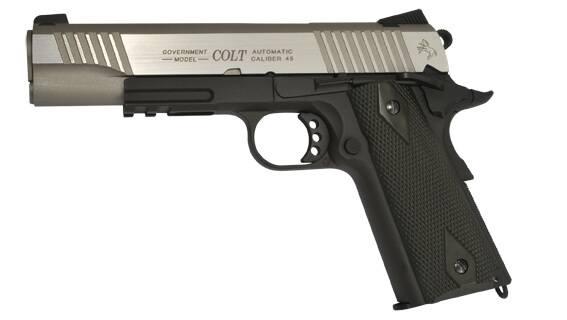 Billede af Colt M1911, Dual Tone, CO2