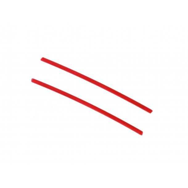 DP Fiber Optik Rød, 2 mm