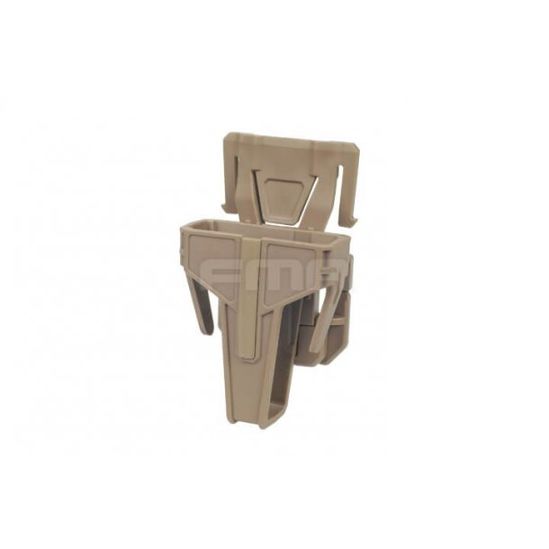 FMA M4 Molle Magasinlomme, TAN