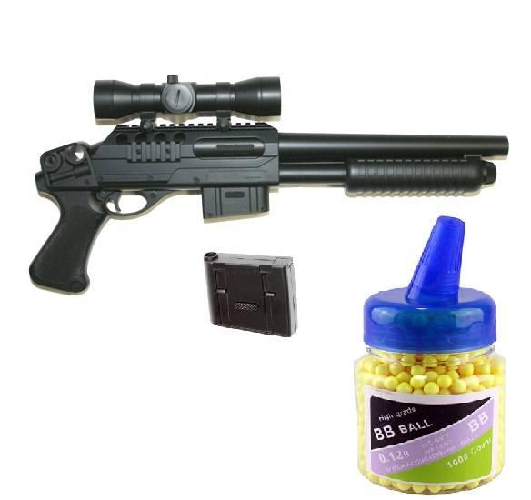 Pumpgun/Shotgun