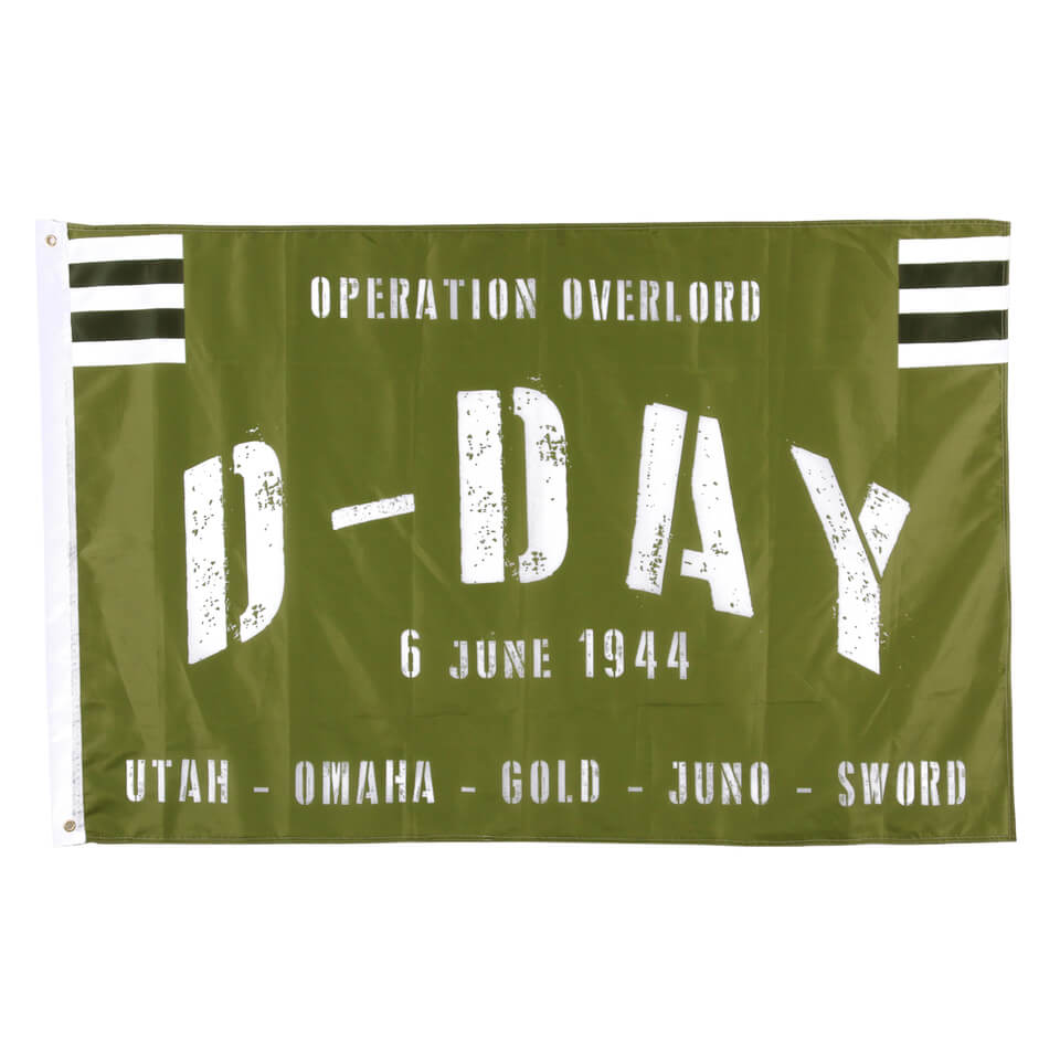 Image of 101 Inc D-Dag Flag