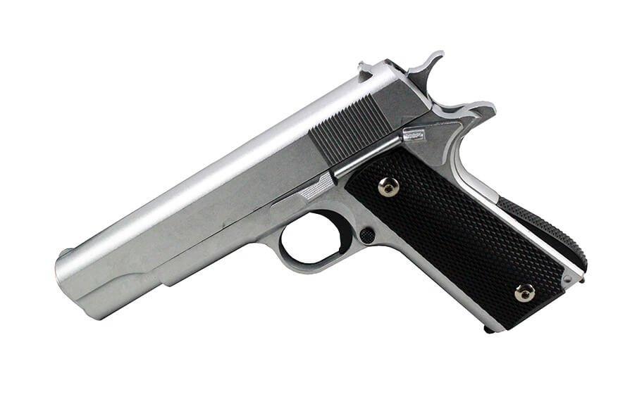 G.13 pistol, Sølv