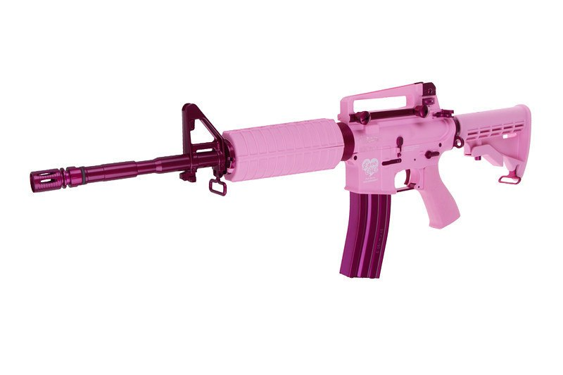 G&G FF16, Blowback, Pink