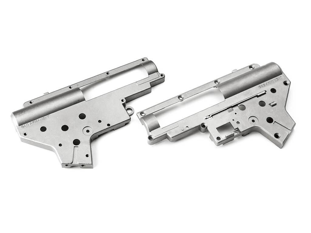 Image of   G&G Version 2 Gearboks, alu
