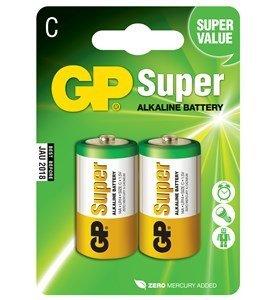 GP Super Alkaline Type C, 2 stk
