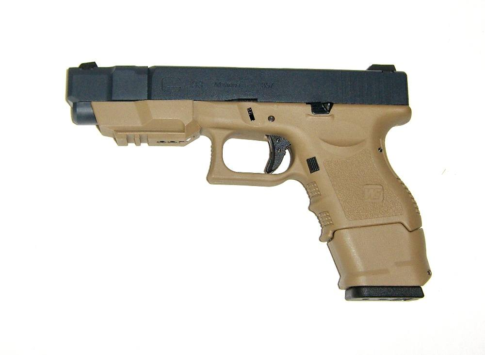 G33 Advance, Tan