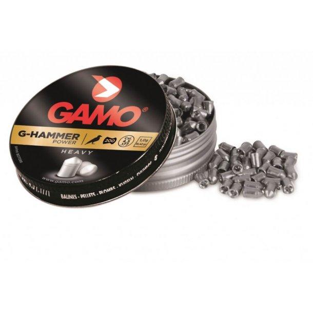 Gamo Hammer, 200stk, 4,5 mm(.177)