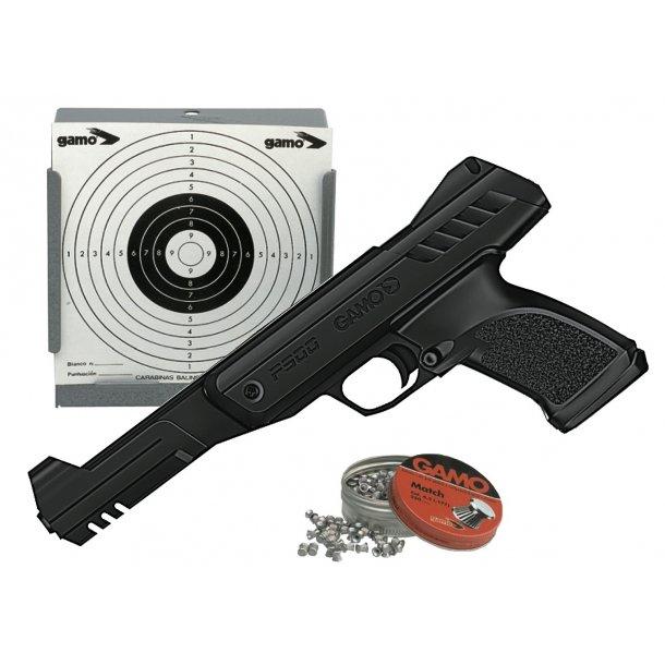 Gamo P-900 luftpistol sæt