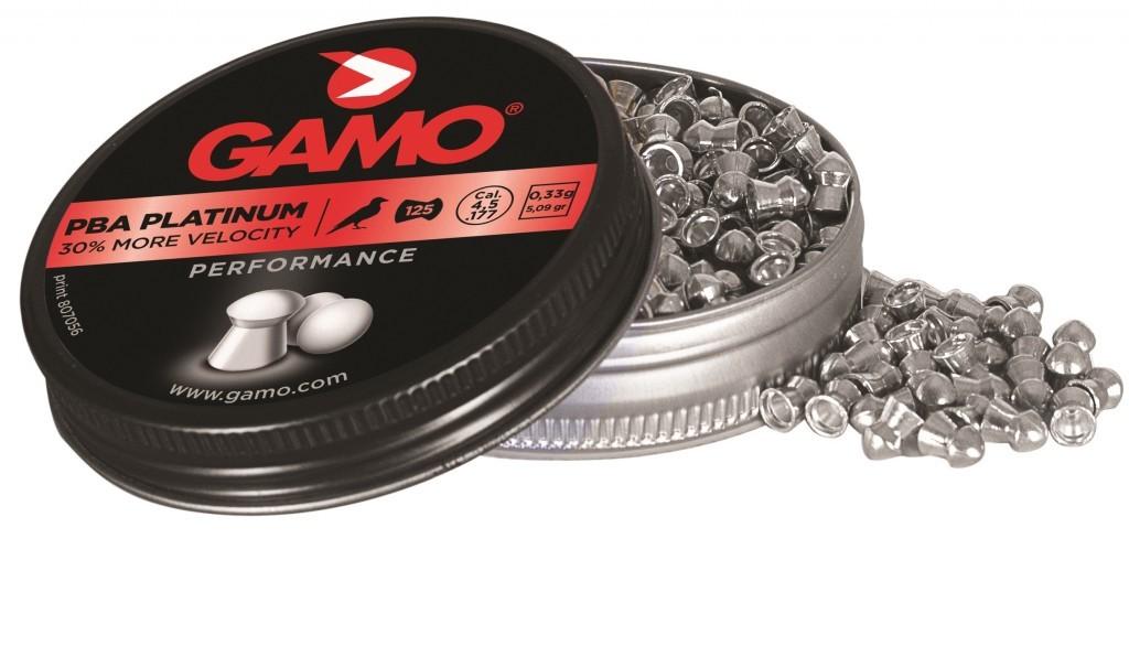 Billede af Gamo PBA Platinum, 125 stk, 4,5mm(.177)