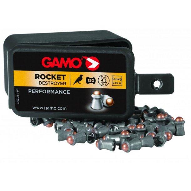 Gamo Rocket, 150stk, 4,5mm(.177)