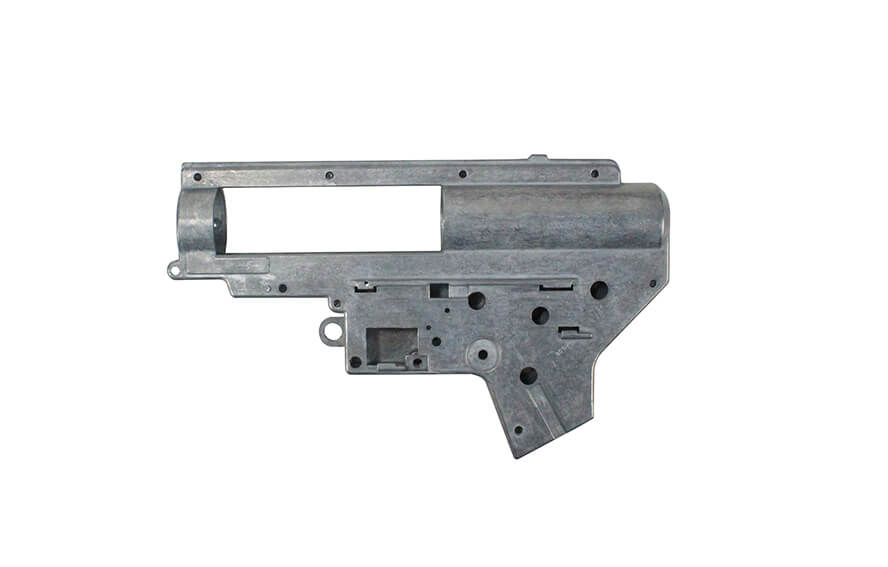 Image of   Gearboks ver. II til 6 mm kuglelejer