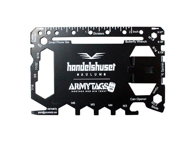 Image of   HH Super Card Multiværktøj