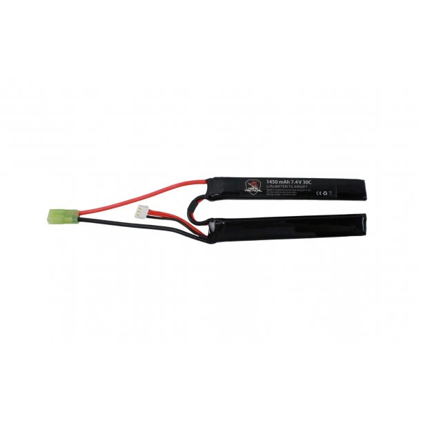 Hank Tactical, 7,4V LiPo, 1450 mAh, Crane
