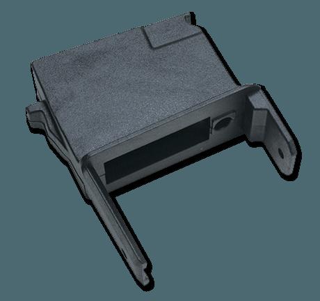 Image of   ICS IK/ICAR/AK tromlemagasin adapter, Sort