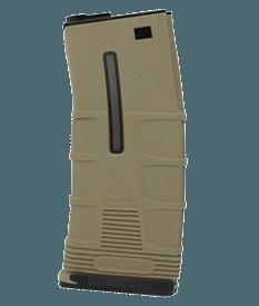 Image of   ICS T Tactical Hi-Cap magasin, Tan