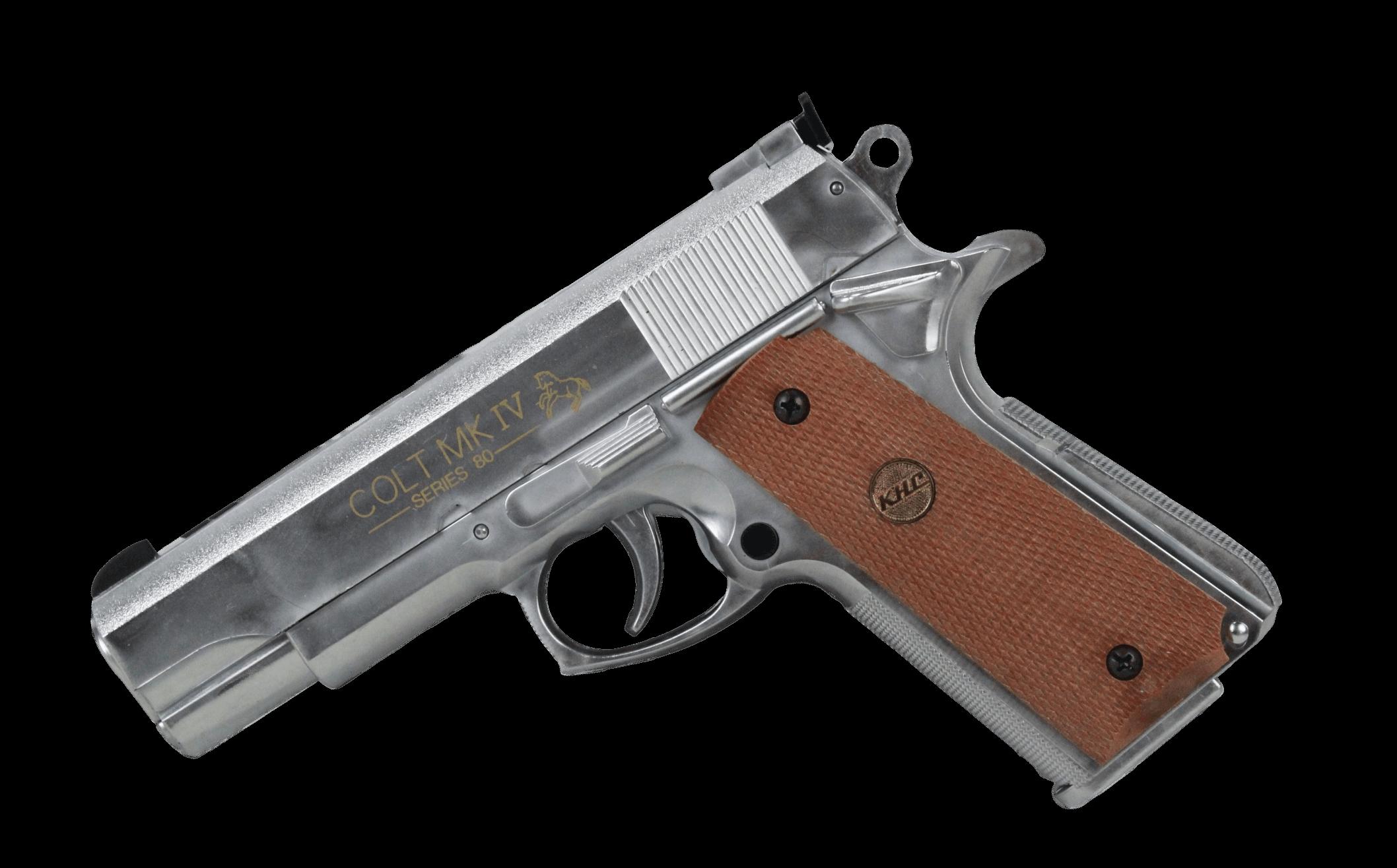 Billede af Colt MK IV, Sølv