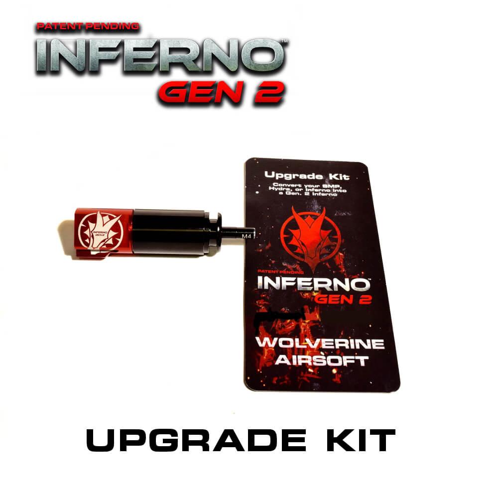 Wolverine Opgraderingskit Inferno
