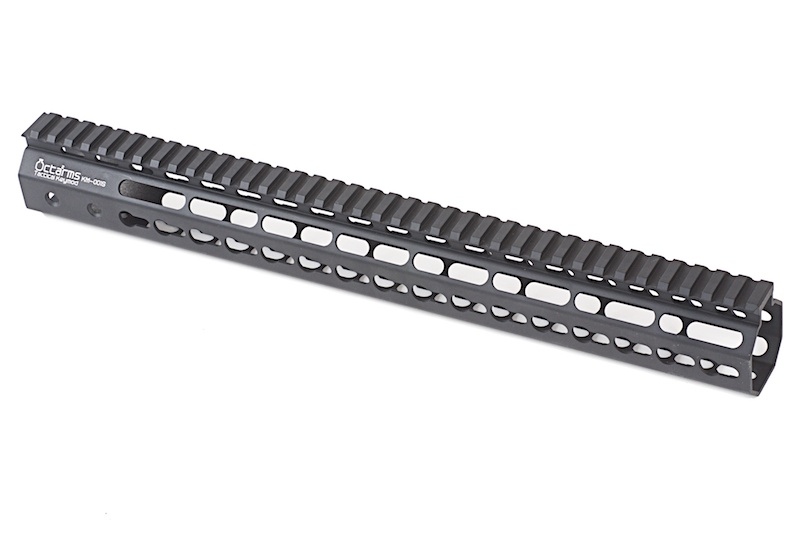 "Image of ARES Octarms 15 "" Tactical Keymod System Handguard, sort"